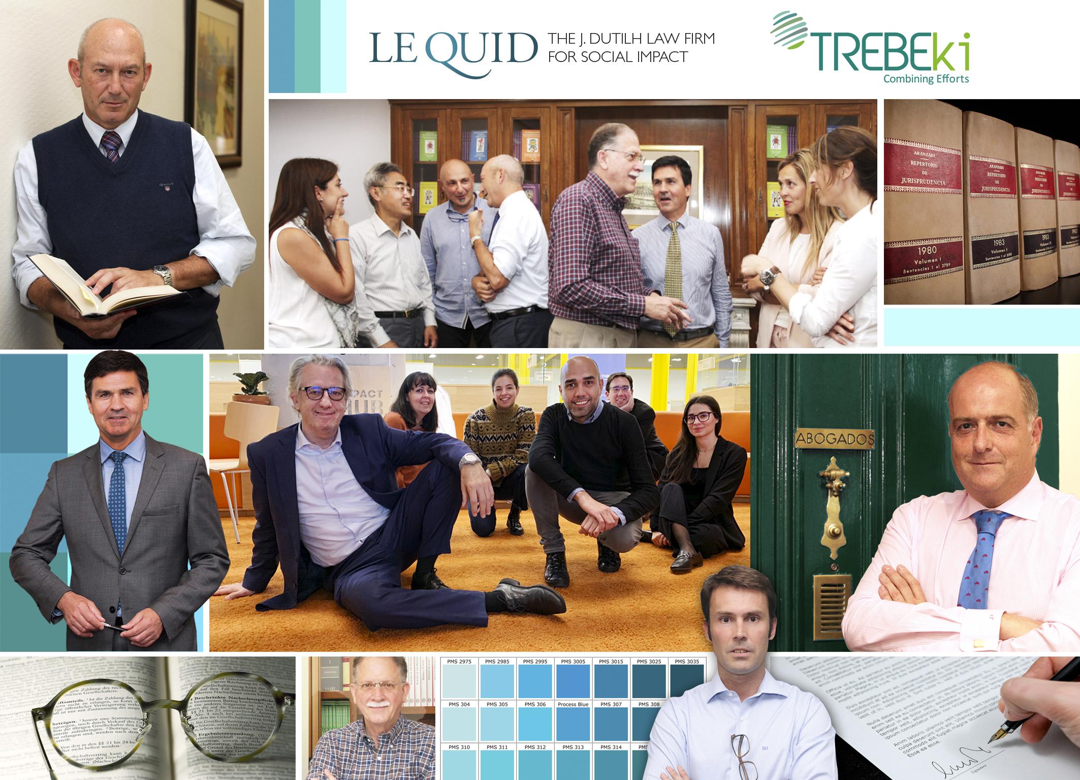 Le Quid Trebeki Equipo